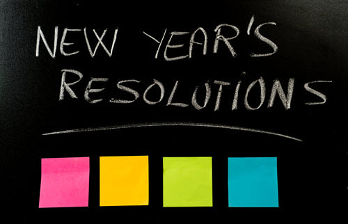 Top 10 Bookkeeping New Year's Resolutions