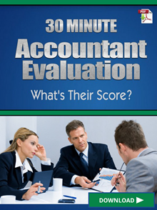Accountant Evaluation