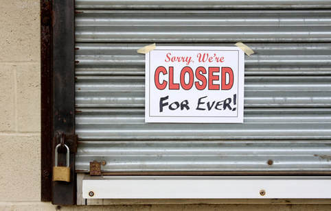 Closing the Books for Businesses That Are No Longer Operating