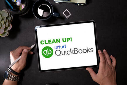 How Do I Clean Up Old Transactions in QuickBooks?