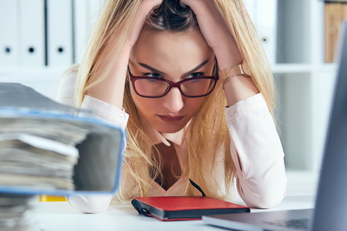 Signs Your Bookkeeper is Stressed (And Does It Matter?)