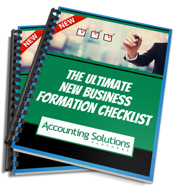 The Ultimate New Business Formation Checklist